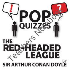 Plot Summary of the Red Headed League