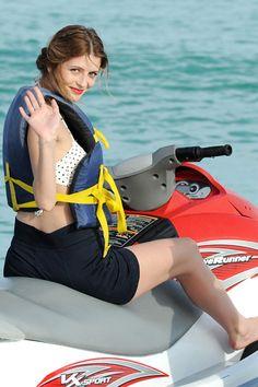 Mischa Barton: Jet ski babe!