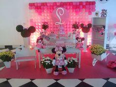 Minnie Rosa - Festa Provençal Decorarte
