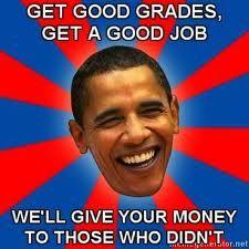 Good job, Obama lovers. Seriously...
