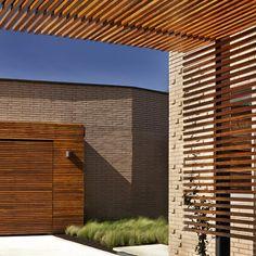 idea, pergolas, modern exterior, garage doors, trellis