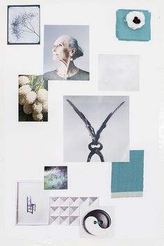 Mood Board Workshop.