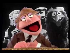 """The Network TV Pitch Reel for The Muppet Show Made by Jim Henson    """"Freaky long hair, dirty, cynical hippies will love our freaky long hair, dirty, cynical Muppets."""" lol"""