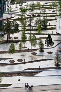 The City Dune / SEB Bank by SLA Landscape Architecture