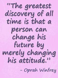 Oprah Winfrey #Quote