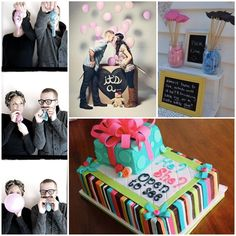 Cool baby announcement ideas :)
