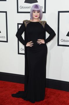 Kelly Osbourne   Fashion On The 2014 Grammy Awards Red Carpet