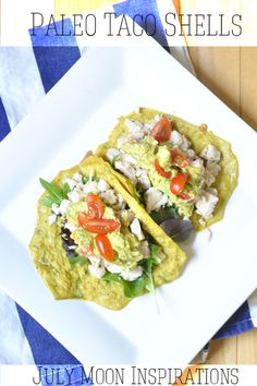 The recipe that changes everything: Paleo Tortillas! Made with cauliflower and eggs these are so easy and delicious. Add spices and fresh herbs to make them even better. Paleo and gluten free.