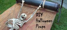Top 30 Incredible DIY Halloween Props