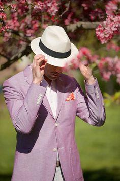 Spring Blazer - He Spoke Style