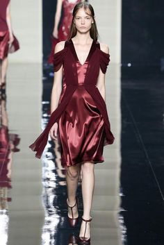 Christopher Kane Spring 2015 Ready-to-Wear.