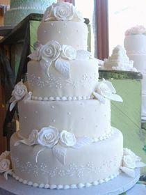 pretty cake wedding-ideas