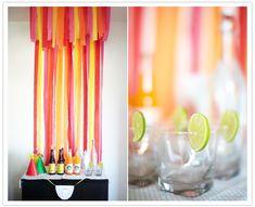 Birthday fiesta from 100layercake.com.