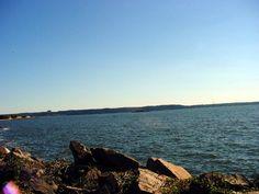 Sandy Hook Bay entrance