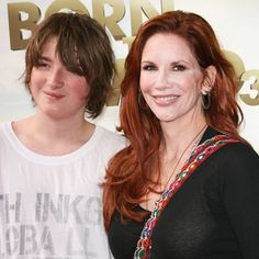 Enjoy this photo album of famous parents with premature babies from WhattoExpect.com   This is Melissa Gilbert and her son who was born at 28 weeks.