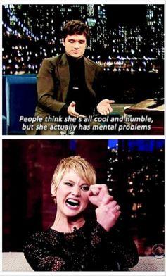 Oh Jennifer Lawrence
