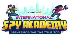 Invite your kids to International Spy Academy with this fun video!