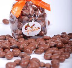 Milk Chocolate Raisins from Jacques Torres Chocolate