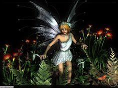 Fairy Art | Dark Gothic Fairy Art