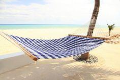 hammock on the beach......nice!