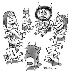 -Where Are The Wild Things?