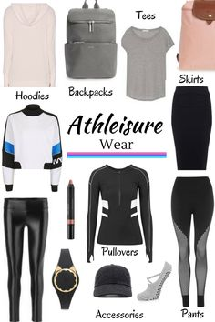 The athleisure trend
