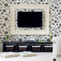 Frame your tv.