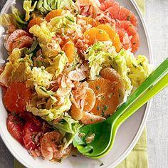Citrus Salad From Better Homes and Gardens low sodium recipes, lowsodium recip, salad recip, garden ideas, recip app, food, garden musthav, citrus salad, musthav recip