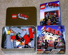 The Lego MOvie Set