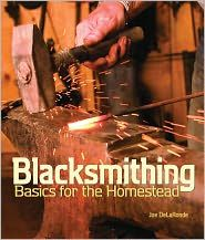 Blacksmithing... Really should learn this just in case! These are forgotten skills if we let them go.