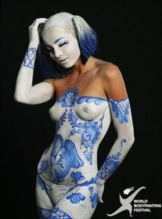 body painting kits