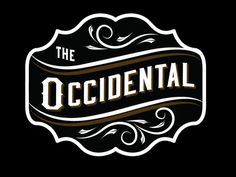 The Occidental Hotel 1914 by David Cran