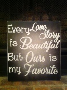 Every Love Story Wood Sign Engagement Wedding by AguinigaL11 Cute Quotes, Wood Signs, Get Engagement Quotes, Quotes On Engagement, Picture Frames, Pictures Frames With Quotes, Wedding Signs, Wooden Signs, Love Quotes