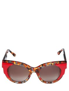 Theirry Lasry Cat Eye Sunglasses
