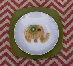 Easy Elephant Pancakes