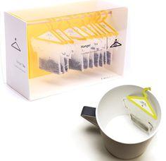 tea hangers