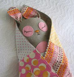 DIY Baby Binky Bunnies Stuffed Toy