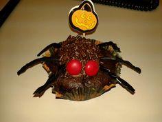 Spider Cupcakes spider cupcak