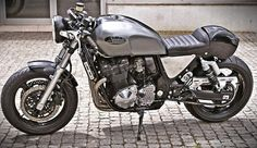 CAFE RACER CULTURE: Saudade
