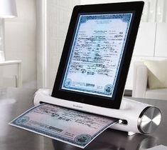iConvert Amazing Scanner For iPad!