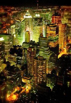 Manhattan, New York via flickr