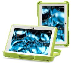 Rugged Case for Kindle Fire HDX 7, Green - OtterBox Defender Series