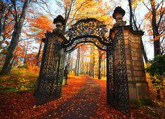 Castle Gate, Warsaw, Poland