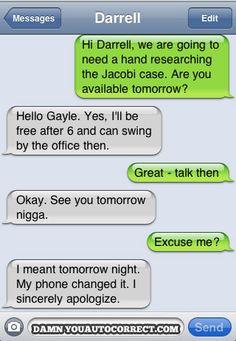 laugh, text fails, sincer apolog, funni, hilari, humor, auto correct, correct text, autocorrect fail