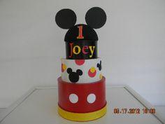 benjamin 1st, mice, birthday parti, mickey mouse, mickey centerpiec, parti ideasdecor, 1st birthday, mickeyminni parti, mous centerpiec