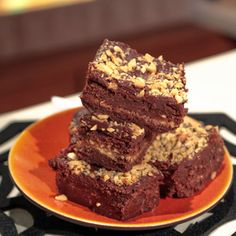 Halloween Brownies Carla Hall