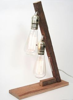tobacco stick lamp