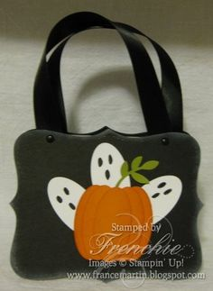 Stamp & Scrap with Frenchie: Stampin' Up! Freaky Frenchie Friday is here!