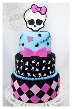 Bolo Monster High