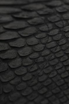 black + scales + texture / on TTL Design